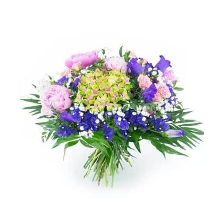 """L'Agitateur Floral   Image principale bouquet de fleurs """"Prunelle"""""""