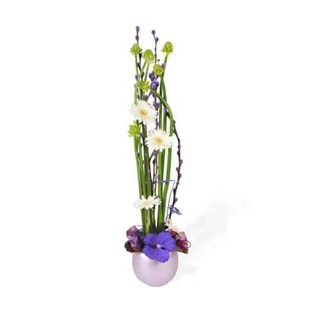 L'Agitateur Floral |image de la composition de fleurs Diva