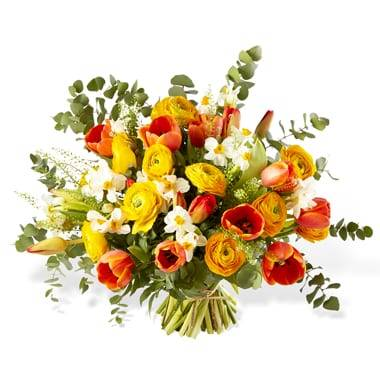 Bouquet de Saison Parole de Fleurs