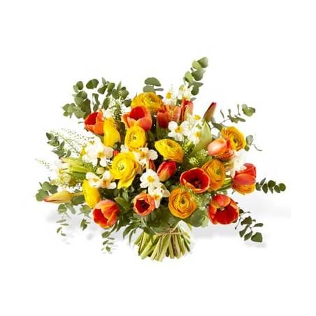 L'Agitateur Floral | Image du bouquet de saison du nom de Parole de Fleurs
