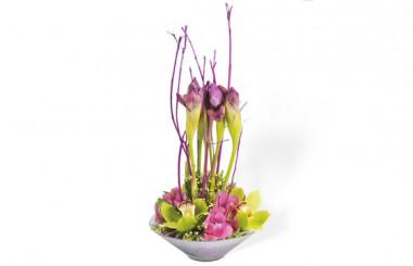 Image de la composition florale Belle Dame