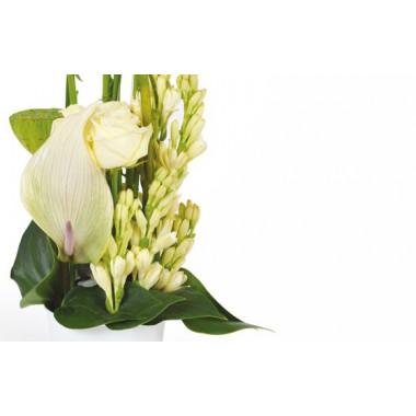 image du bas de la composition florale Sissi