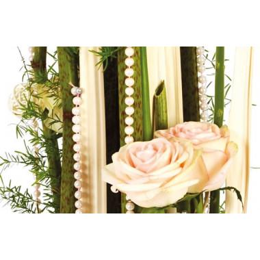 image du bas de la composition florale