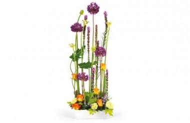 image de la composition florale découverte