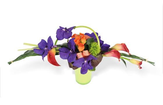 image de la composition de fleurs Olso