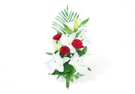 Bouquet de fleurs Mystère de Roses
