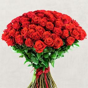 bouquet de roses rouges longues tiges livraison de. Black Bedroom Furniture Sets. Home Design Ideas