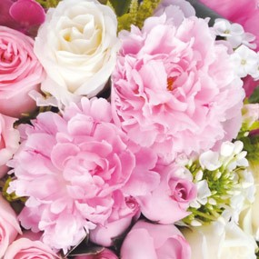 coeur de fleurs roses songe livraison de fleurs pour un enterrement l 39 agitateur floral. Black Bedroom Furniture Sets. Home Design Ideas
