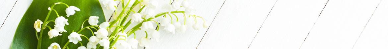 Livraison de Muguet par un artisan fleuriste | 1er Mai