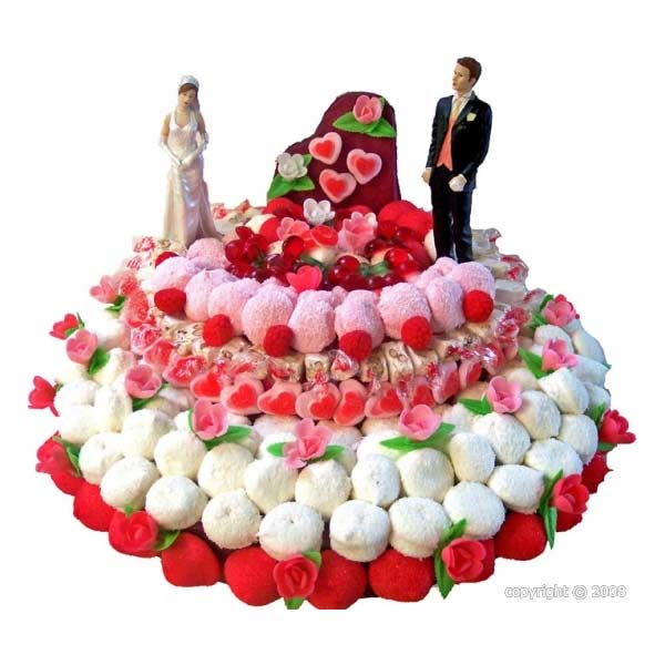 Bouquet de bonbons merveillissimo