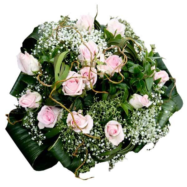 Bouquet harmonie de fleurs