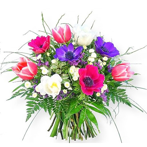 Fleurs champetre for Envoyer bouquet fleurs