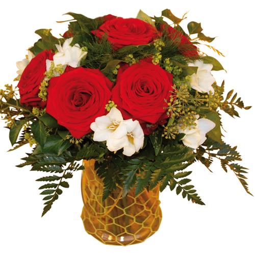 Faire livrer des roses domicile for Livrer une rose