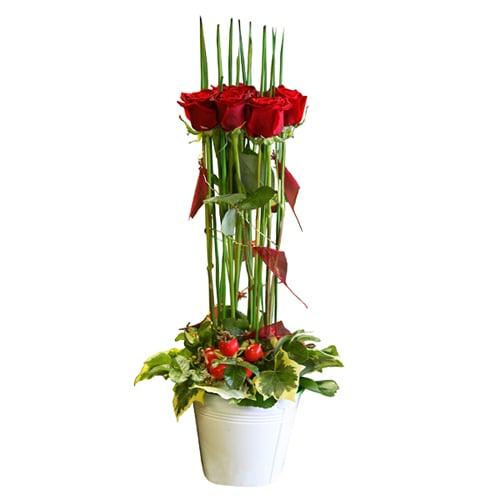 Livraison bouquet de fleurs discount paris je t 39 aime for Fleurs pas cher livraison