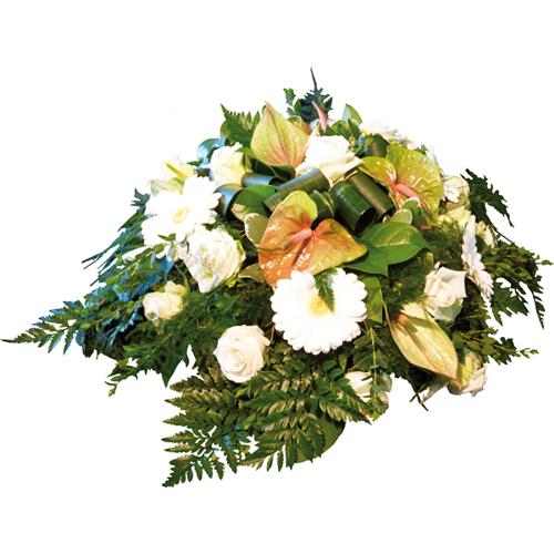 D couvez nos compositions de fleurs deuil qualit et fra cheur des fleurs ex - Composition de fleur ...
