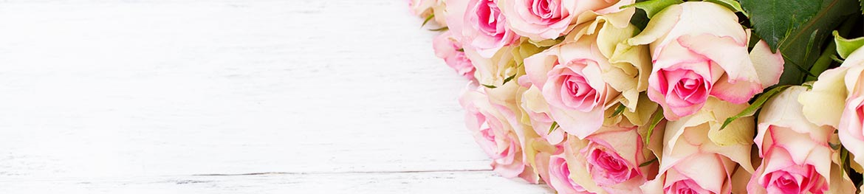quelles fleurs offrir en amour : roses roses